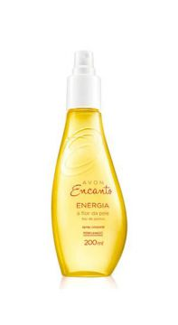 Encanto Energia Spray Corporal 200ml - Avon