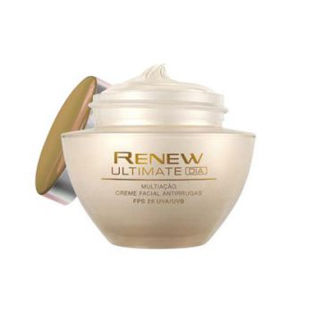 Creme Facial Antirrugas Renew Ultimate Multiação | Dia - Avo