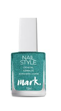 Mark. Crystal Esmalte 10ml - Avon