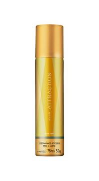 Desodorante Aerossol Attraction For Her - 75 Ml - Avon