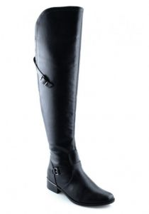 Bota Over The Knee Ramarim - 1752105 - Preto