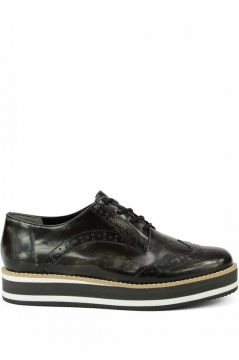 Oxford 92602 Preto - Cravo E Canela