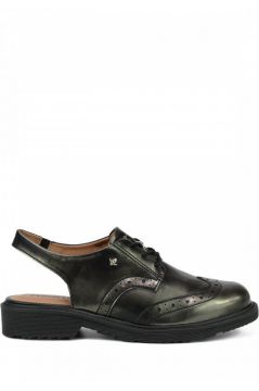 Oxford 149555 Preto/pewter - Cravo E Canela