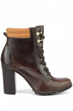 Bota 144109 Chocolate - Cravo E Canela