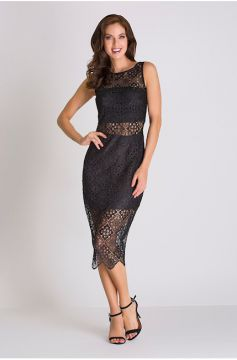 Vestido Midi Are - Dolps