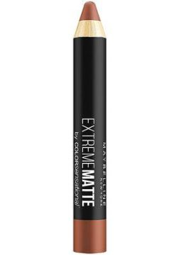 Batom Maybelline Extreme Mattes By Color Sensational Cor 10