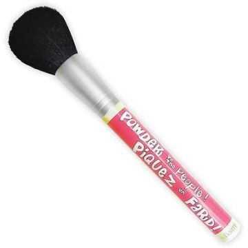 The Balm Pincel para Pó Powder to the People - Feminino-Prat