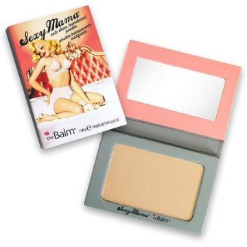 the Balm Pó Facial Sexy Mama 7,08g - Feminino-Incolor