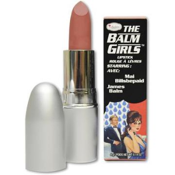 Batom the Balm Girls cor Mai Billsbepaid - Feminino-Incolor