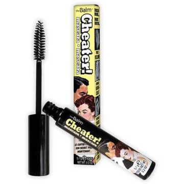 Máscara de Cílios the Balm Cheater - Feminino-Preto