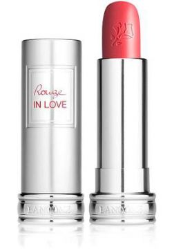 Batom Cremoso Lancôme Rouge In Love 163M 3,4ml - Feminino-In