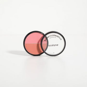 Your Face Pink Clay- Blush Matte - Oceane