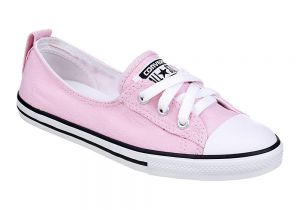 TÊNIS FEMININO CONVERSE ALL STAR CT AS BALLET LACE ROSA ANT