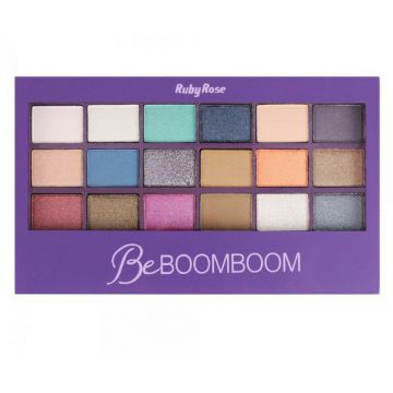 Paleta De Sombras Be Boomboom Ruby Rose