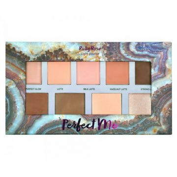 Paleta Perfect Me Light Ruby Rose Hb-7509/l
