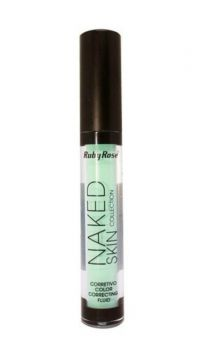 Corretivo Naked Colors Cor 02 Verde Ruby Rose