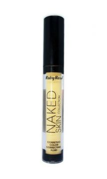 Corretivo Naked Colors Cor 01 Amarelo Ruby Rose