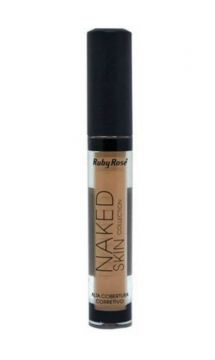 Corretivo Líquido Naked Skin Collection L5 Ruby Rose
