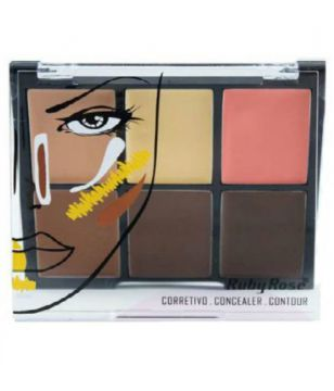 Corretivo Concealer Contour Ruby Rose Medium