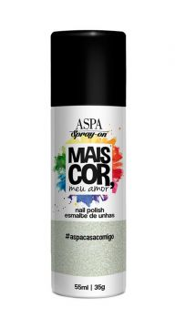 Esmalte Spray-on #casacomigo Aspa 55ml