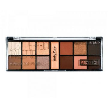 Paleta De Sombras Pocket Jus Perfect Ruby Rose