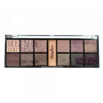 Paleta De Sombras Pocket Rose Nude Ruby Rose