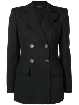 Double-breasted Blazer - Emporio Armani