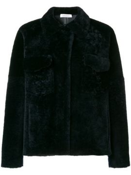 Furry Longsleeved Jacket - P.a.r.o.s.h.