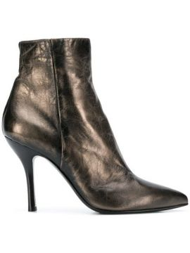 Ankle Boot kim De Couro  - Strategia