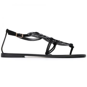Buckled Sandals - Sophia Webster