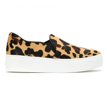 Tênis Slip On Animal Print - Schutz