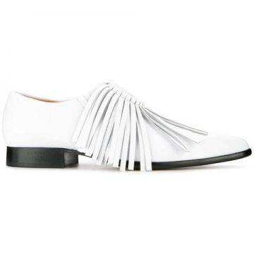 Pointed Fringed Loafers - Ports 1961