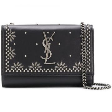 Studded Cross-body Bag - Saint Laurent