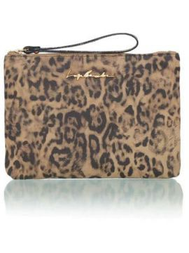 Clutch Animal Print - Luiza Barcelos
