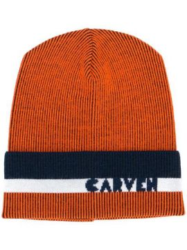 Ribbed Knit Beanie - Carven