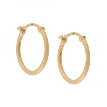Calder Hoop Earrings - Astley Clarke