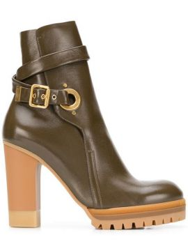 Platform Ankle Boots - See By Chloé