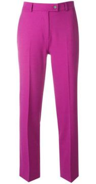 Tailored Cropped Trousers  - Ck Calvin Klein