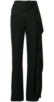 Layered Detail Trousers - 16arlington