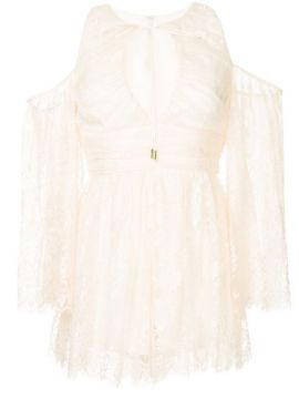 Into My Arms Playsuit - Alice Mccall