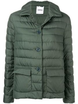 Quilted Jacket - Aspesi
