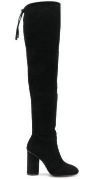 fdf20db249 Bota Over The Knee De Couro - Stuart Weitzman