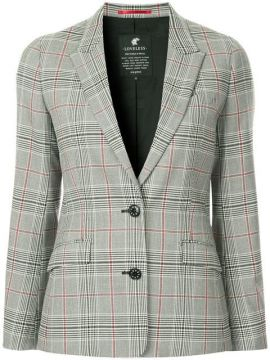 Blazer Xadrez Slim - Loveless