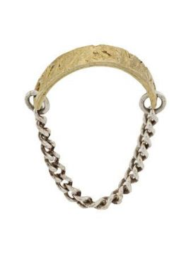 Chain Band Ring  - Angostura