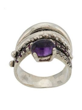Stone Band Ring - Angostura