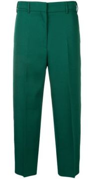 Wide-leg Tailored Trousers - Rochas