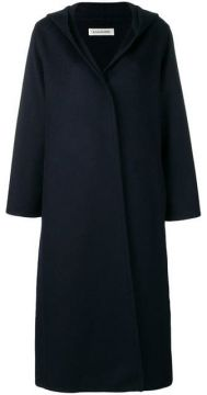 Hooded Oversized Coat - Aplanapplication