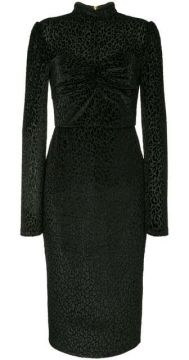Laurent L/s Dress - Rebecca Vallance