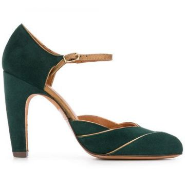 Dishy Ankle-strap Pumps - Chie Mihara