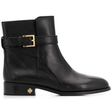 Ankle Boot brooke De Couro  - Tory Burch